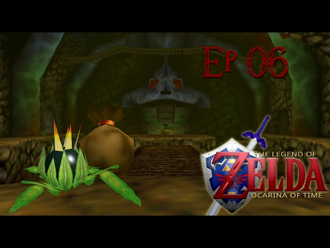 Zelda: Ocarina of Time - Awful Parties - EP 06 Gamingold