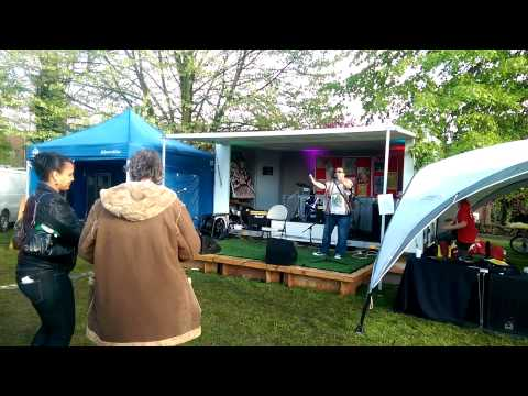 May Day Festival 2015  at  Alexandra park ipswich Suffolk