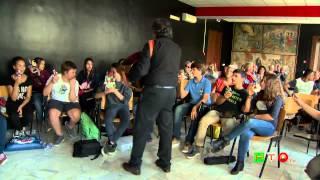 La Terra - Il Soffio - Laboratorio Musicale con i Fischietti di Andrea Amaro - www.HTO.tv