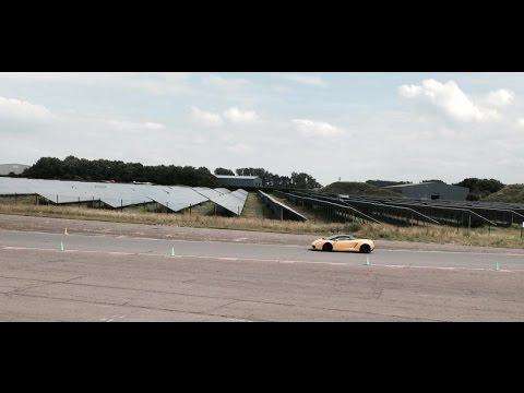 Lamborghini Gallardo - Prestwold Driving Centre - 05/07/2014