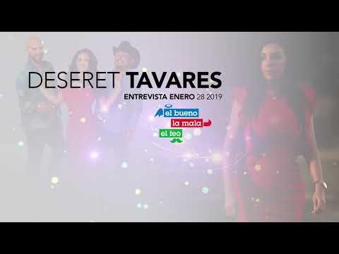 PREDICCIONES 2019 - El Bueno La Mala Y El Feo - Deseret Tavares - Nicolas Maduro