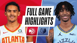 GAME RECAP: Hawks 117, Grizzlies 116