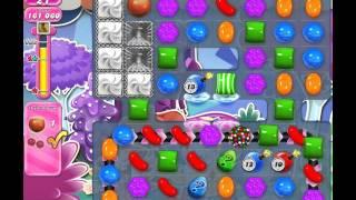 Candy Crush Saga Level 1244 (No booster, 3 Stars)