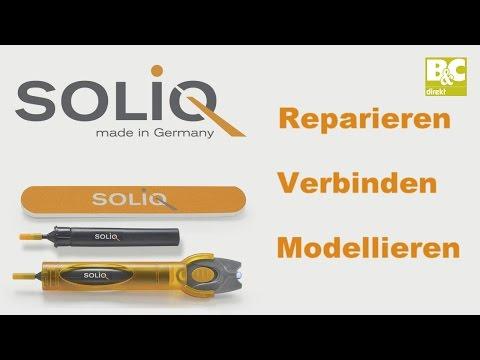 SOLIQ - Flüssigkunststoff