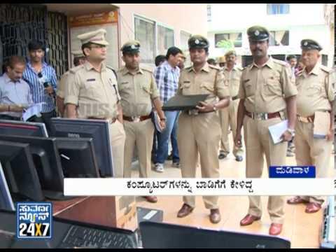 Bangalore First - Seg _  1 -  08 Jul 13 - Suvarna News