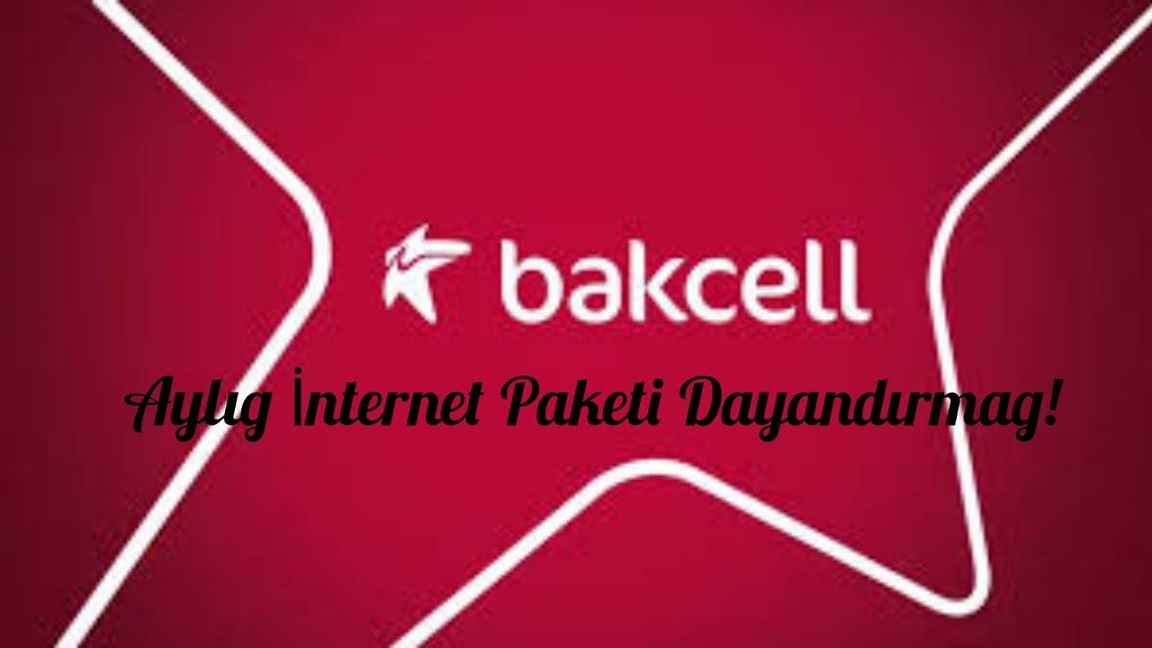 Bakcell Ayliq Internet Paketin Deaktiv Etmək Dayandirmag Youtube