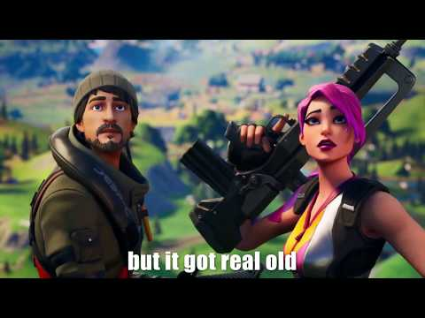 """""""Started Over"""" - A Fortnite Chapter 2 Song   (ChewieCatt Gaming)"""