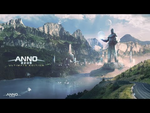 🔴 Anno 2205 [Live] #02 Arktyka