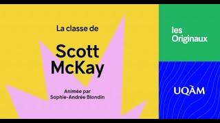 Les Originaux: Classe de Scott McKay (M.Sc. Sciences de l'environnement 1993)