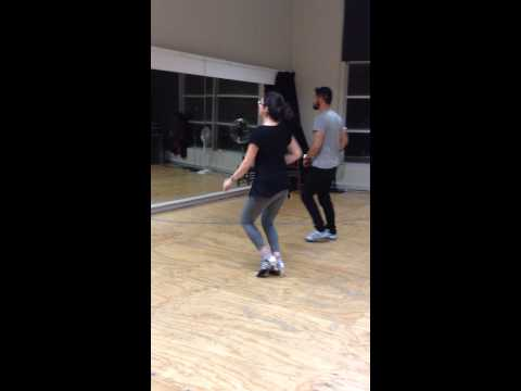 Ernie and Amelia Bachata Class at Melbourne Dance Hub