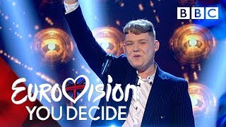 THE RESULT LIVE - Eurovision Song Contest, 2019, You Decide - BBC