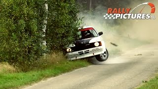 Short Rally Kasterlee 2016 with Crash & Mistake thumbnail