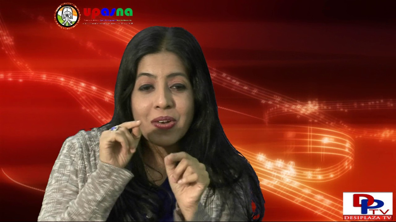Part 1. Bollywood Singer Sanjeevani exclusive interview with Desiplaza TV