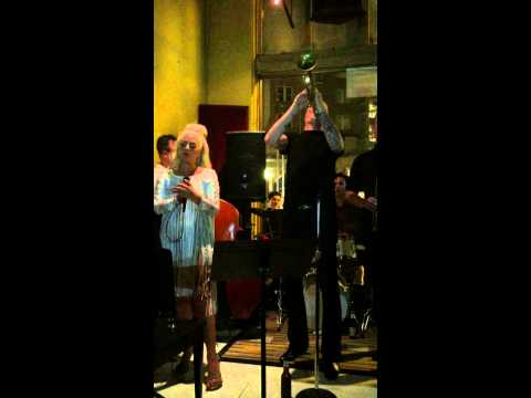 Lady Gaga & Brian Newman - La Vie En Rose - Live at Churchill Grounds 7/29/15
