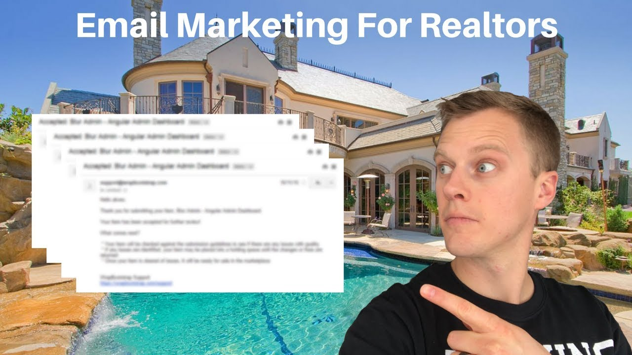 3 Email Marketing Tips And Tricks For Real Estate Agents (Plus, Free ...