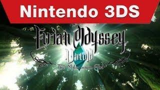 Nintendo 3DS - Etrian Odyssey Untold: The Millennium Girl Opening Movie