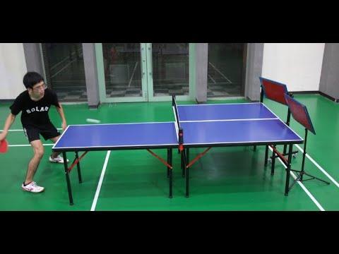 攜帶式桌球反彈板 SUZ.專業乒乓球對打板發球訓練板