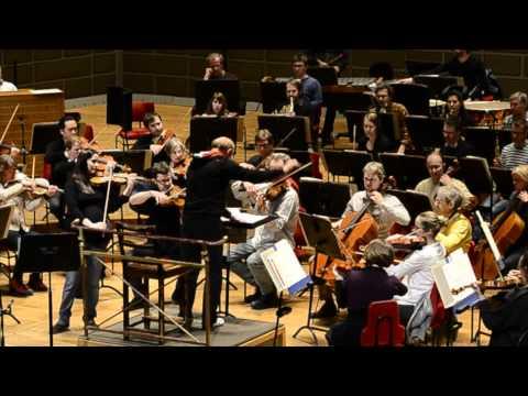Korngold Violin Concerto / Royal Stockholm Philharmonic Orchestra / Baiba Skride