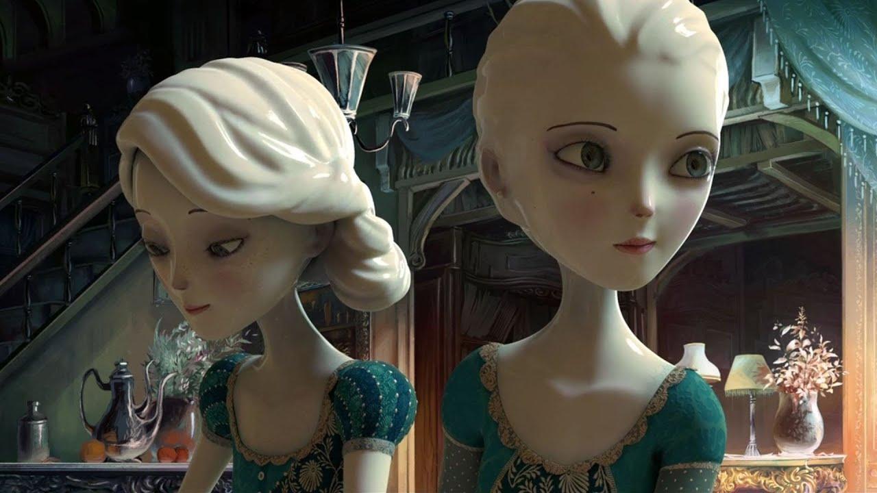 "CGI Animated Short Film HD ""Waltz Duet "" By Supamonks Studio"