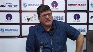 Cristian Pustai dupa Gaz Sepsi 2-1 | novatv.ro