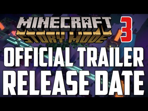Minecraft Story Mode Season 3 Official Trailer And Release Date