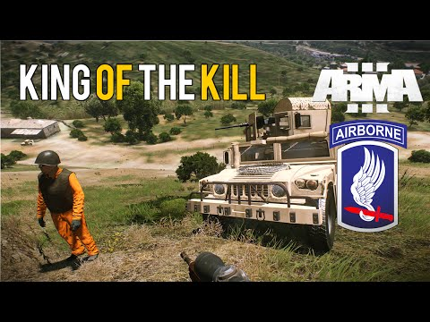 King of the Kill - 173rd Airborne Milsim (FunOP)