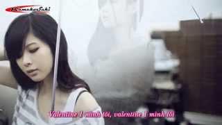 Valentine Away - Kenny TD (Lyric Video)