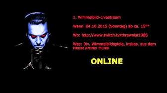 1. Wimmelbild-Livestream ist online