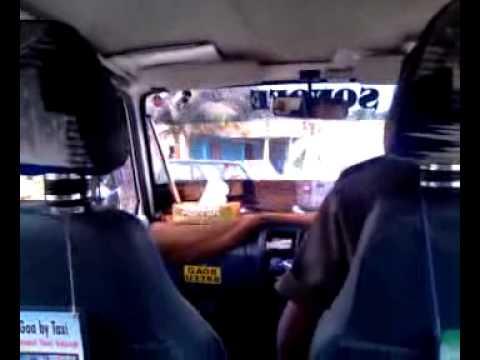 India 2010: Socorro Fernandes - Fantastic taxi driver in South Goa
