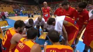 Eurobasket 2013.9.9 Ricky Rubio Highlights Spain vs Georgia