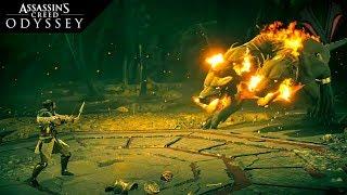 WALCZYMY Z CERBEREM! | Assassin's Creed Odyssey - Los Atlantydy DLC #12 EP.2 | Vertez