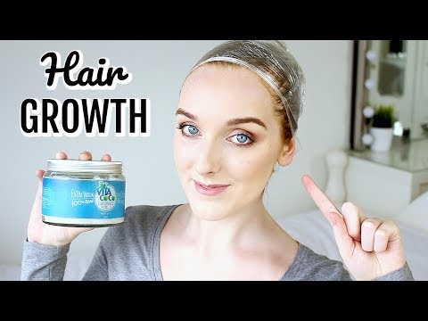 How To Grow Your Hair FAST & LONG Overnight With Coconut Oil