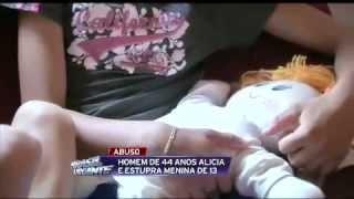Pedófilo ateu estupra menina de 12 anos