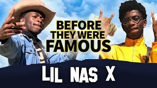 Lil Nas X  | Before They Were Famous | Old Town Road (I Got The Horses In The Back)