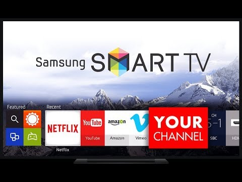 Smart Tv Apps Install And Delete Youtube