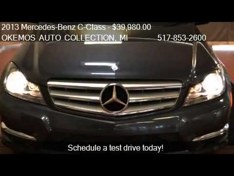 Okemos Auto Collection >> 2013 Mercedes-Benz C-Class C300 - for sale in OKEMOS, MI ...