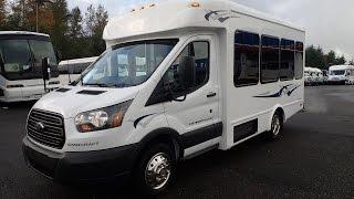 Northwest Bus Sales 2015 Starcraft Starlite 14 Passenger Ford Transit Shuttle - S88382