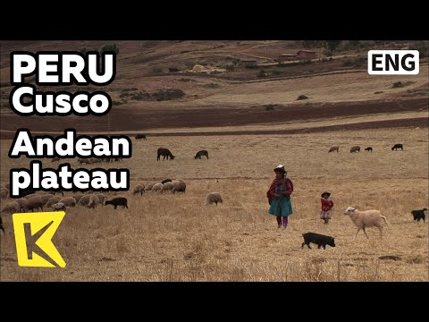 【K】Peru Travel-Cusco[페루 여행-쿠스코]안데스 고원, 잉카의 후손/Andean Plateau/Inca/Indio