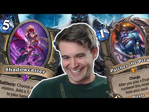 Hearthstone The Prince and the Patches