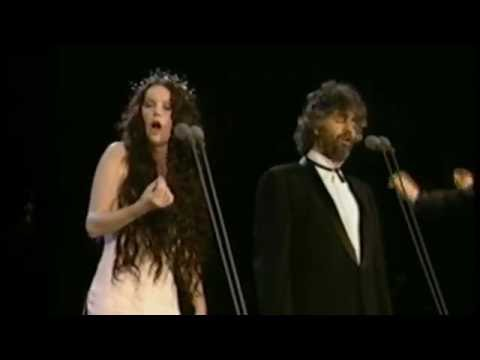 Andrea Bocelli & Sarah Brightman ~ Time To Say Goodbye