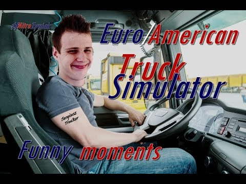 Nitro - Euro Truck Simulator (Funny Moments)
