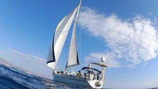 Новая группа курсантов Яхт Дрим - новые приключения! Обучение яхтингу в яхтенной школе ЯХТ ДРИМ