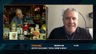 Peter King on the Dan Patrick Show (Full Interview) 10/1/20