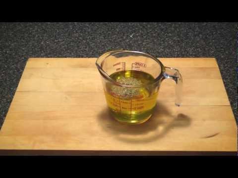 Garlic Herb Salad Dressing, The Invisible Vegan #2