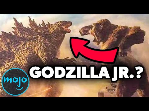 Top 10 Godzilla vs Kong Fan Theories