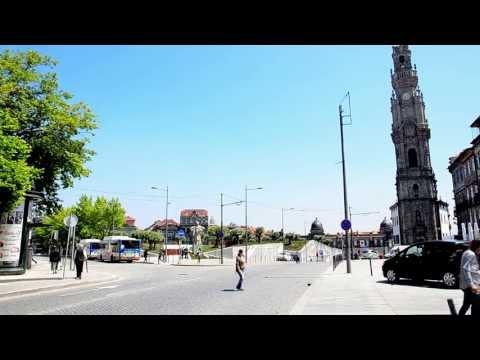 Portugal // Porto // Torre dos Clérigos // Sunny // 2013-05-22