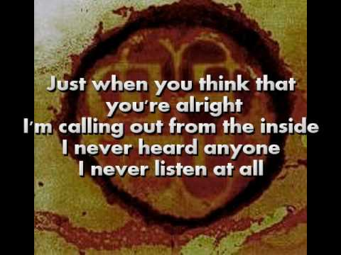 Breaking Benjamin - Polyamorous (Lyrics on screen)