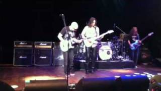 Always With Me, Always With You Live! Joe Satriani and Steve Vai EPIC FOOTAGE!!