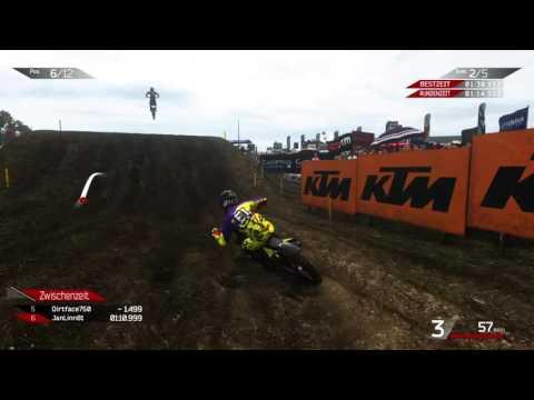 MXGP2 - The Official Motocross Videogame Teutschenthal Online Race JanLinn81  
