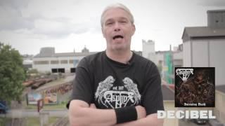 "Asphyx ""Incoming Death"" video trailer for Decibel Magazine"